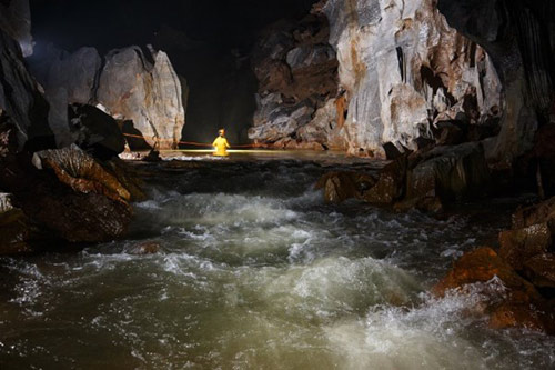 6 đêm ở hang Sơn Đoòng - Tour du lịch đắt nhất VN - 13