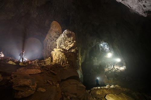 6 đêm ở hang Sơn Đoòng - Tour du lịch đắt nhất VN - 14