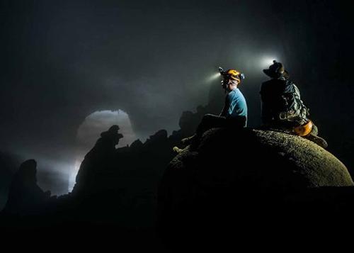 6 đêm ở hang Sơn Đoòng - Tour du lịch đắt nhất VN - 5