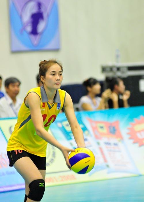 Lộ diện ứng viên hoa khôi bóng chuyền VTV Cup 2014 - 2
