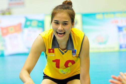Lộ diện ứng viên hoa khôi bóng chuyền VTV Cup 2014 - 3