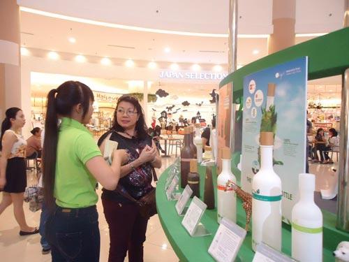 Hàng loạt sản phẩm độc đáo tại Triển lãm công nghiệp xanh Đài Loan - 2