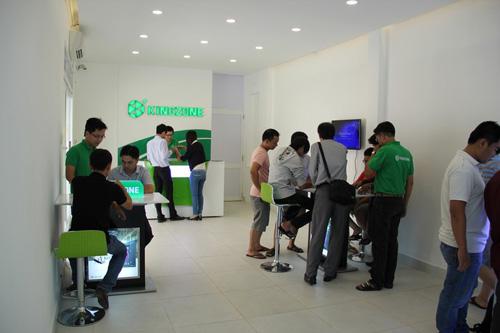 Kingzone K1 - Smartphone có thiết kế đẹp và sang - 1
