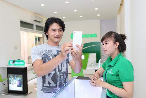 Kingzone K1 - Smartphone có thiết kế đẹp và sang - 3
