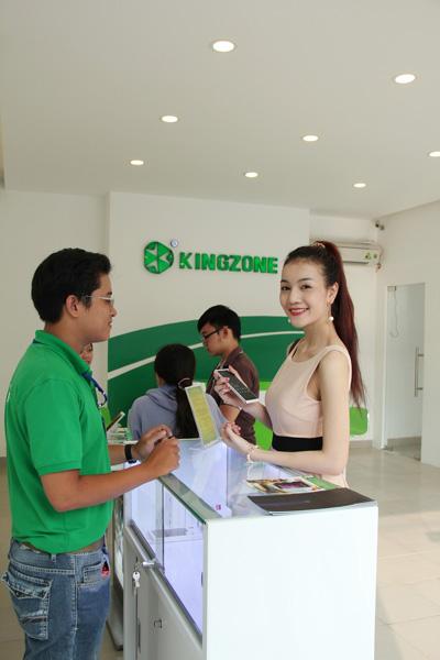 Kingzone K1 - Smartphone có thiết kế đẹp và sang - 5