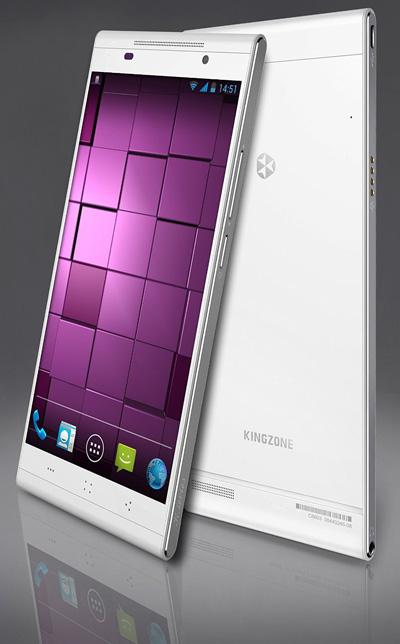 Kingzone K1 - Smartphone có thiết kế đẹp và sang - 7