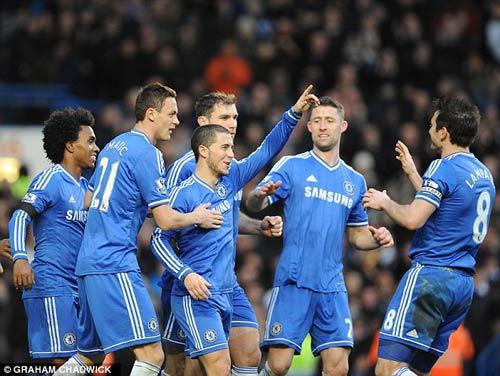 Chelsea: Bỗng dưng chơi đẹp - 1
