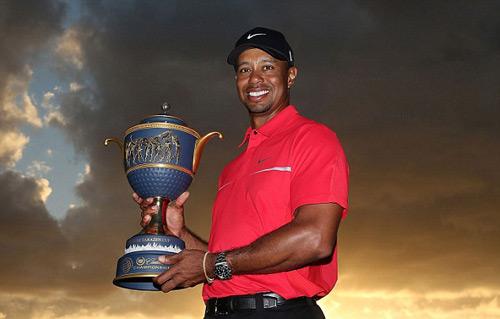 Tiger Woods cặp với mỹ nhân trượt tuyết - 3