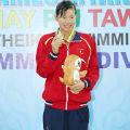 Ánh Viên đứng thứ tư cự ly 800m Olympic trẻ - 4