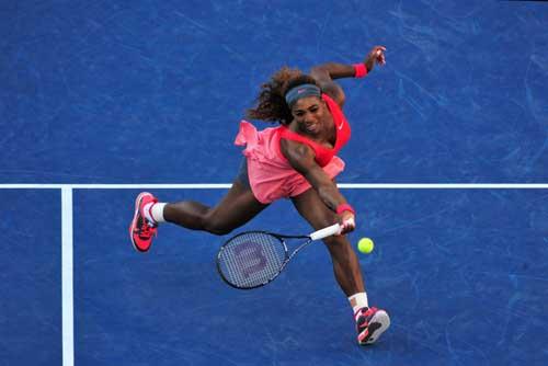 US Open: Serena và cơn khát Grand Slam 2014 - 1