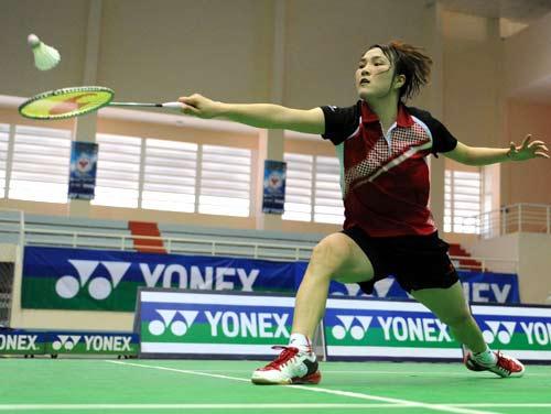 Giải cầu lông VN Open: Tiến Minh thua ngược - 1