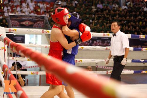 Nữ võ sĩ boxing Lừu Thị Duyên mơ vô địch ASIAD 17 - 3