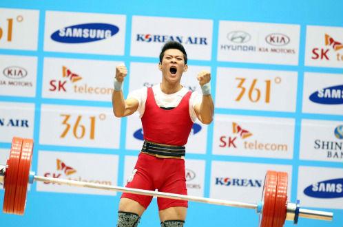 Phá kỷ lục ASIAD, Kim Tuấn vẫn chỉ giành HCB - 1