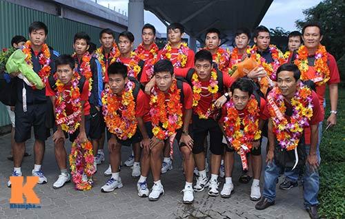U19 VN–U19 Úc: Thần tốc dự VCK U19 châu Á - 1