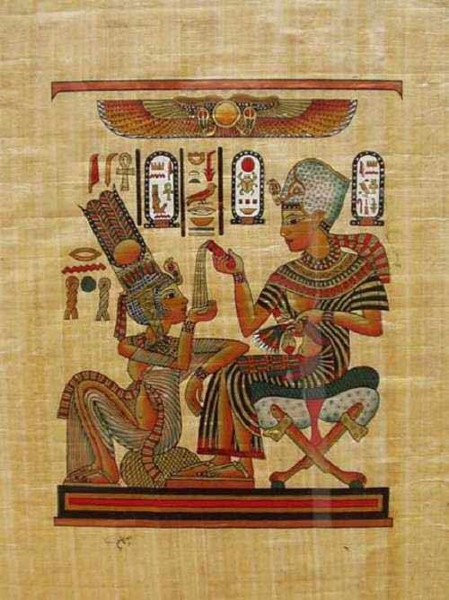 Những phát minh kỳ diệu của người Ai Cập cổ đại - 3