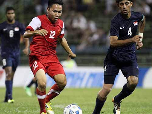 U21 VN – U21 Malaysia: Áp đảo toàn diện - 1