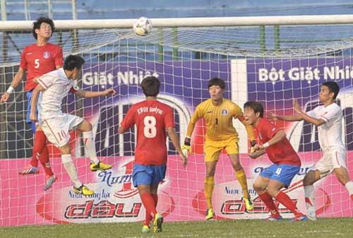 U23 VN – SV Hàn Quốc: Thử thách cao độ - 1