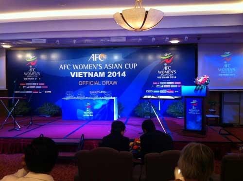 ĐT nữ VN cùng bảng với Úc, Nhật, Jordan - 2