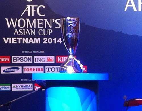 ĐT nữ VN cùng bảng với Úc, Nhật, Jordan - 3