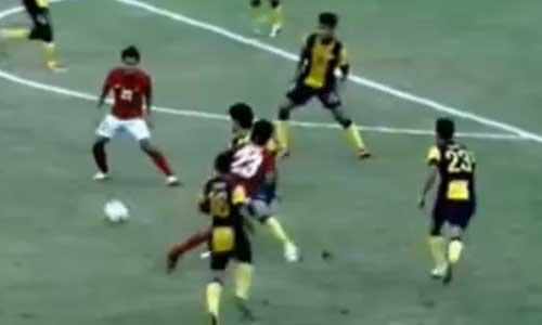 U23 Malaysia-U23 Indonesia: Penalty nghẹt thở - 1