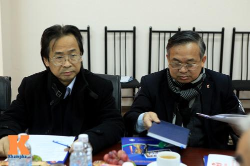 VFF không để HLV Hoàng Văn Phúc từ chức - 3