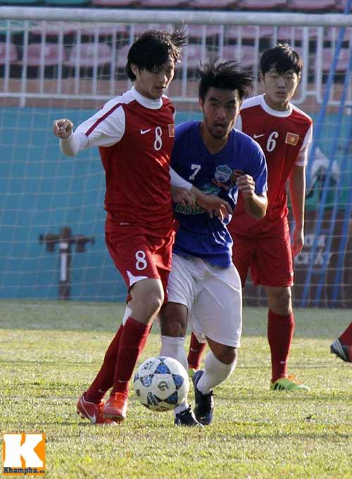 """U19 Việt Nam làm """"náo động"""" Pleiku - 5"""