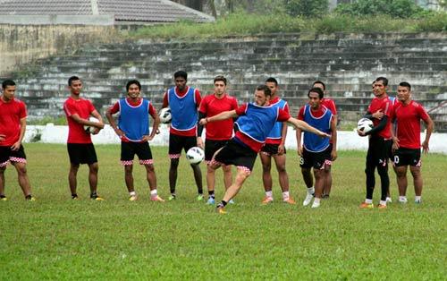 SHB.ĐN – Kelantan: Hồi mã thương - 1