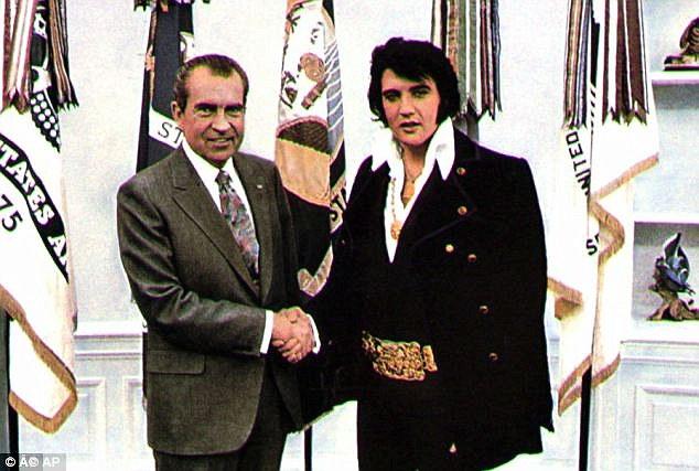 Khát vọng đến Nhà trắng của Elvis Presley được dựng thành phim - 3