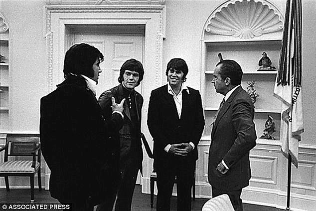 Khát vọng đến Nhà trắng của Elvis Presley được dựng thành phim - 5