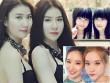 7 cặp chị em song sinh nổi tiếng vì vẻ đẹp thiên thần