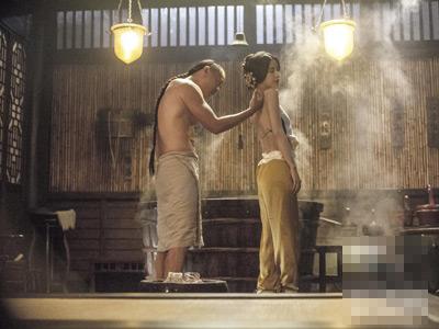 Người tình Huỳnh Hiểu Minh lả lơi yếm trắng - 7