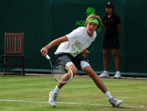 5 tài năng trẻ thách thức làng quần vợt thế giới - 1