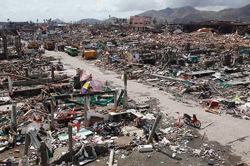 Philippines: Một năm nhìn lại sau siêu bão Haiyan - 1
