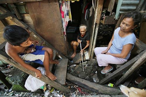 Philippines: Một năm nhìn lại sau siêu bão Haiyan - 3