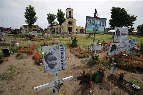Philippines: Một năm nhìn lại sau siêu bão Haiyan - 4