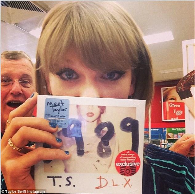 Taylor Swift nói không với dịch vụ nhạc miễn phí - 2