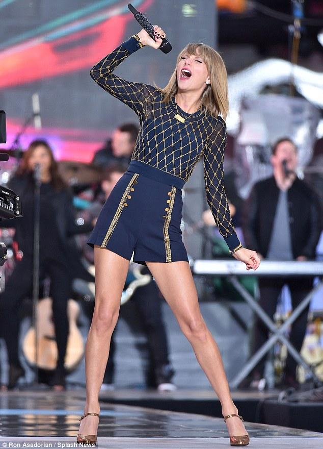 Taylor Swift nói không với dịch vụ nhạc miễn phí - 1