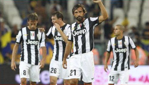 Juventus - Parma: Tìm kỷ lục mới trên sân nhà - 2
