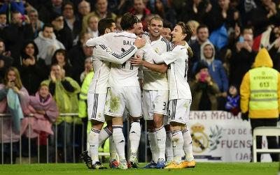 TRỰC TIẾP Real - Vallecano: Ronaldo tỏa sáng - 4