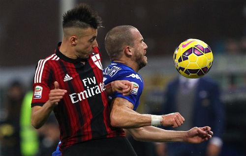 Sampdoria - AC Milan: Cân não đến phút cuối - 1