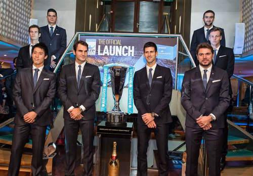 Djokovic muốn làm nên lịch sử tại ATP Finals - 1