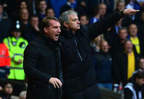 Brendan Rodgers thua Mourinho: Bài học xưa chưa tỏ - 1