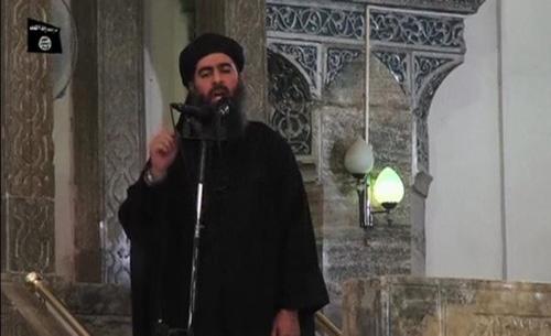 """Trúng bom Mỹ, trùm phiến quân IS """"bị thương nặng"""" - 1"""