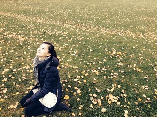 Lan Phương thích thú tận hưởng mùa thu Nhật Bản - 1