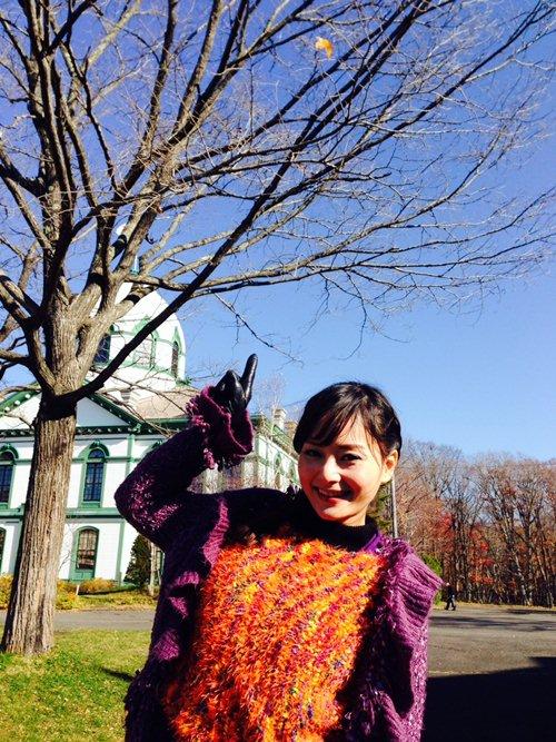 Lan Phương thích thú tận hưởng mùa thu Nhật Bản - 4