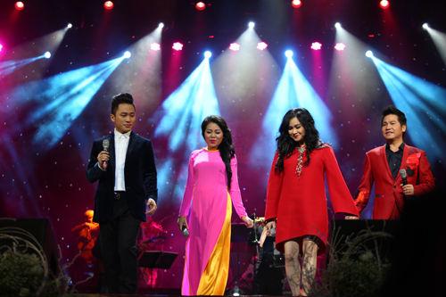 Thanh Lam thăng hoa trong đêm nhạc tưởng nhớ cha - 8