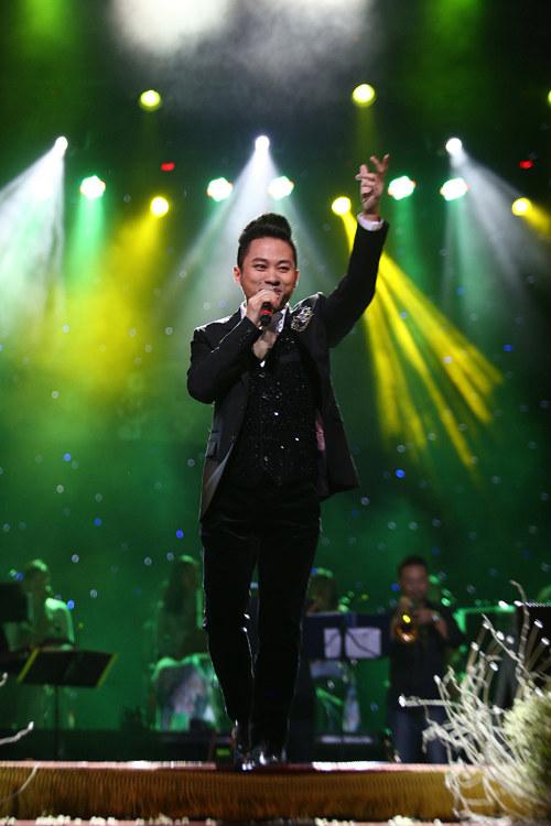 Thanh Lam thăng hoa trong đêm nhạc tưởng nhớ cha - 9