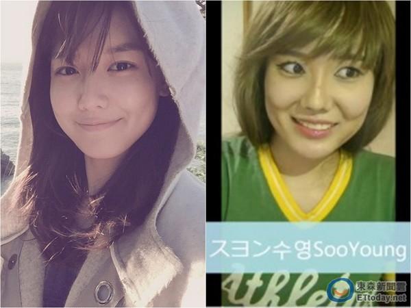 """Ngạc nhiên với tài """"biến hình"""" thành SNSD của fan nữ Nhật - 2"""