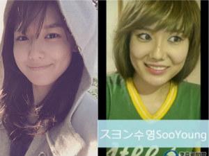 """Ngạc nhiên với tài """"biến hình"""" thành SNSD của fan nữ Nhật"""