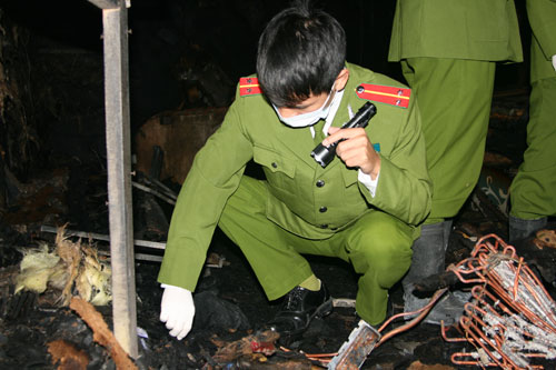 Nhân chứng kể lại vụ hỏa hoạn kinh hoàng tại Lạng Sơn - 1